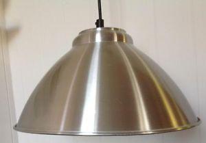 Lampe suspendue d coration style industriel lampes pinterest levis et art - Lampe suspendue ikea ...