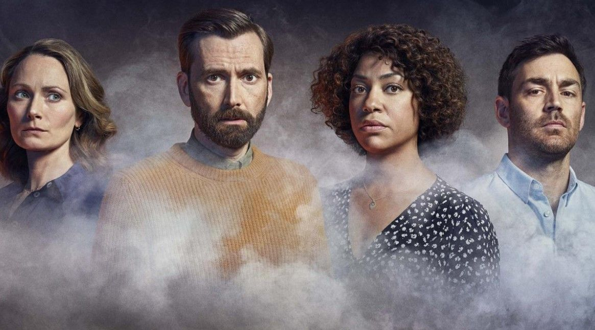 Deadwater Fell TV Series (2020) in 2020 Fallen tv series