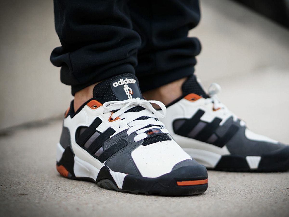 buy online fc871 5bc4c Adidas Streetball Low OG - 1993 (by Dennis Leys)