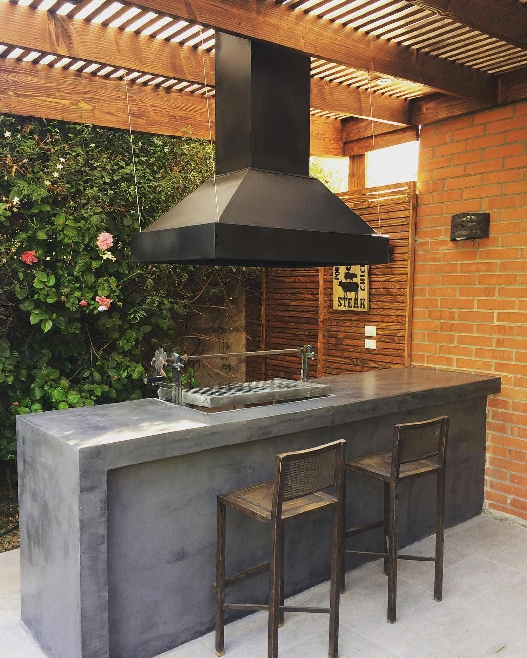 outdoor kitchen design ideas and decorating pictures for your