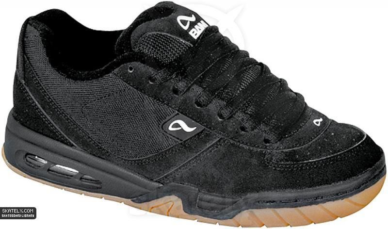 The Bam 2 skate shoe by Adio Shoes was designed by Bam Margera and released  in