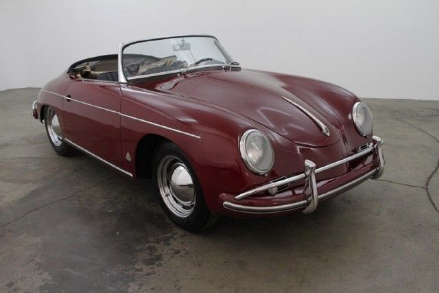 1959 Porsche 356 Convertible D | Beverly Hills Car Club | Clic ...