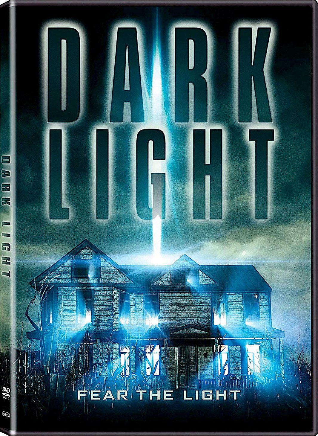 DARK LIGHT DVD (LIONSGATE) Latest horror movies, Amazon