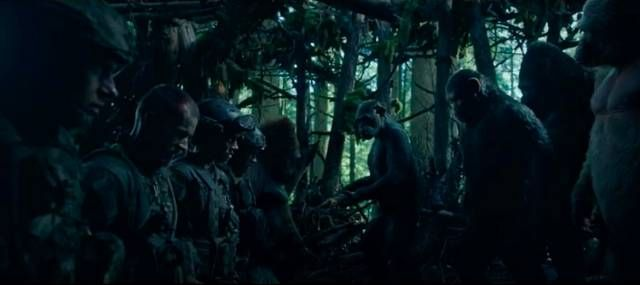 Archives Of The Apes: War For The Planet Of The Apes (2017)