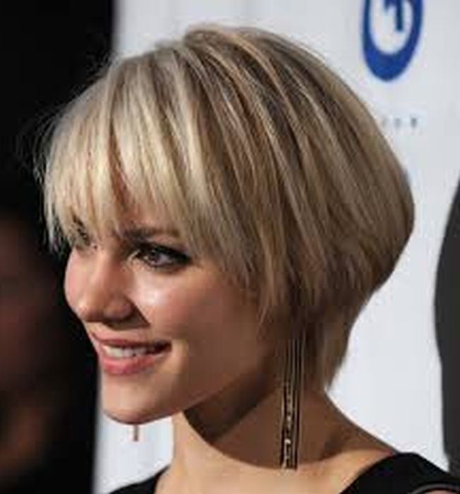 Short Haircuts For Thick Hair Square Face | hair | Pinterest ...