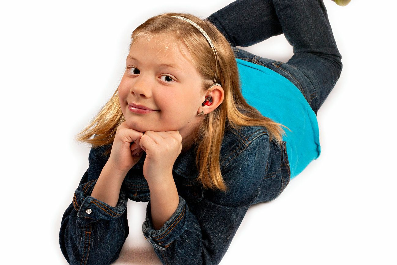 Do suspect your child has hearing loss Contact us today Louisville