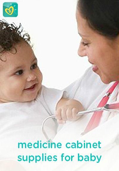 Medicine Cabinet Must Haves For Babies Baby Health Newborn Baby Photos Sleep Training Baby