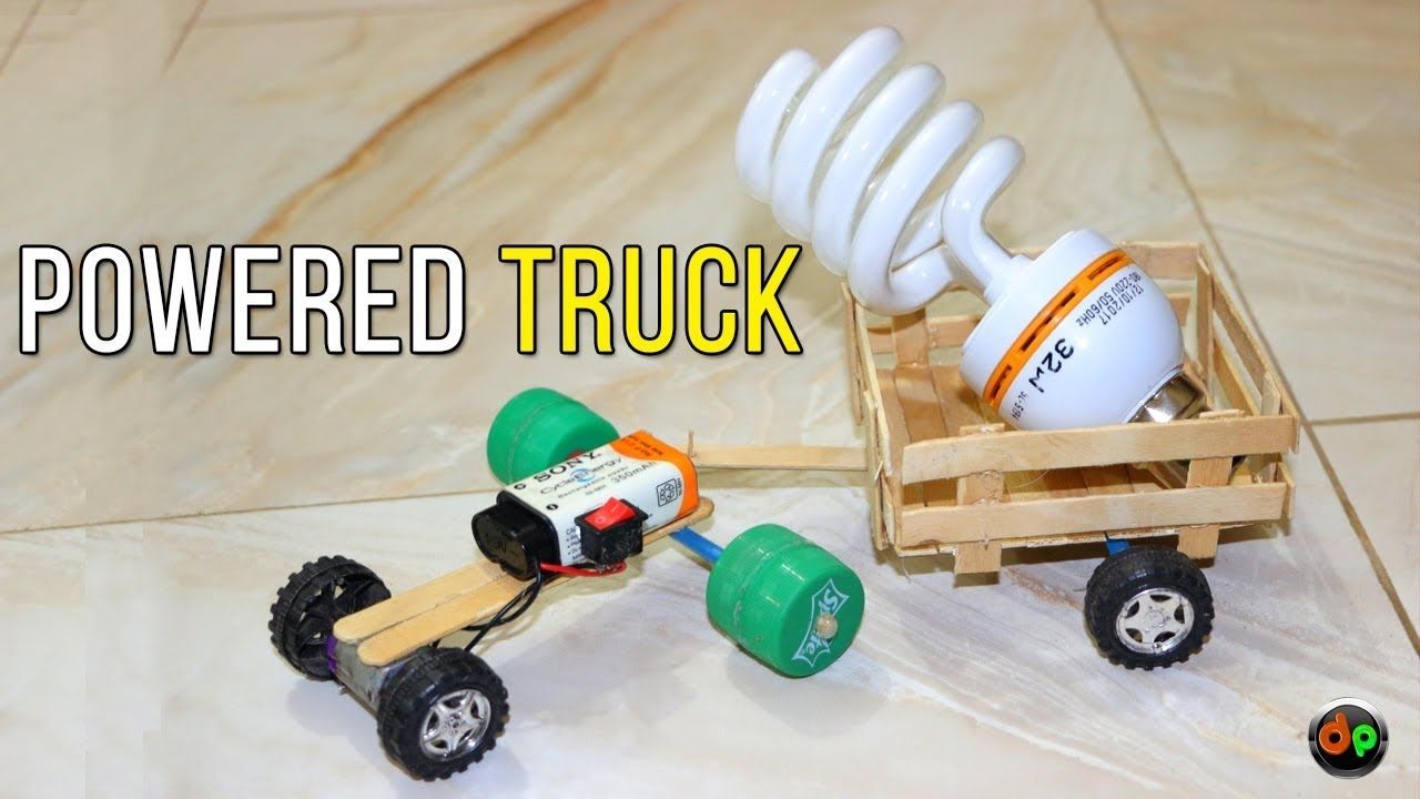 How To Make A Truck Go Faster │ Build a Truck Car │ Diy
