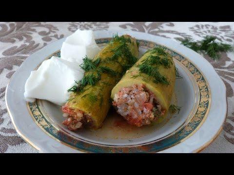 turkish stuffed zucchini recipe kousa mahshi step by step turkish stuffed zucchini recipe kousa mahshi step by step youtube forumfinder Gallery