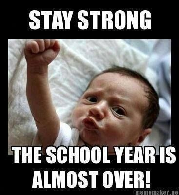 Image result for school year is almost over images