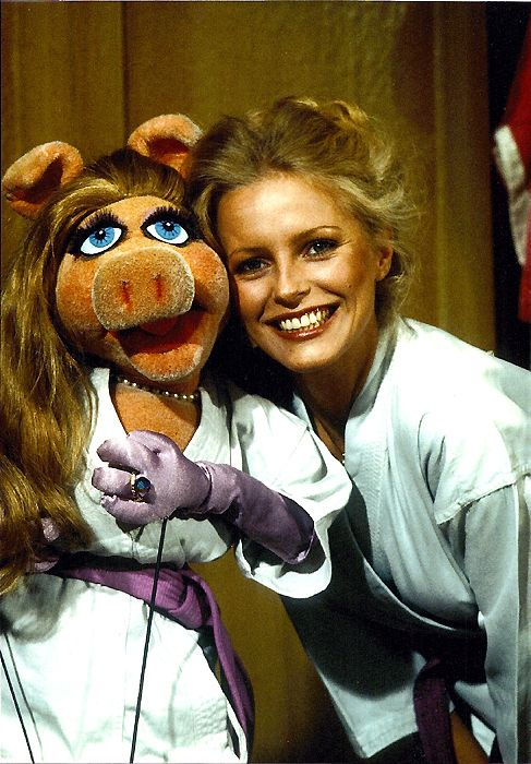 Cheryl Ladd on The Muppet Show