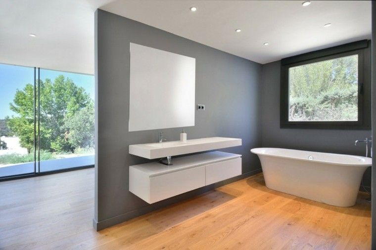 Banos Minimalistas Modernos 100 Ideas Impresionantes House