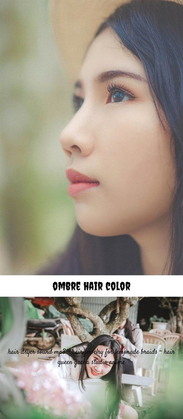 Ombre Hair Color172018071706503230 Hair Brushing Asmr Volume