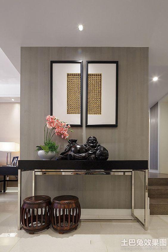 Recibidores modernos para tu casa 21 recibidor moderno recibidor y moderno - Recibidores decoracion ...