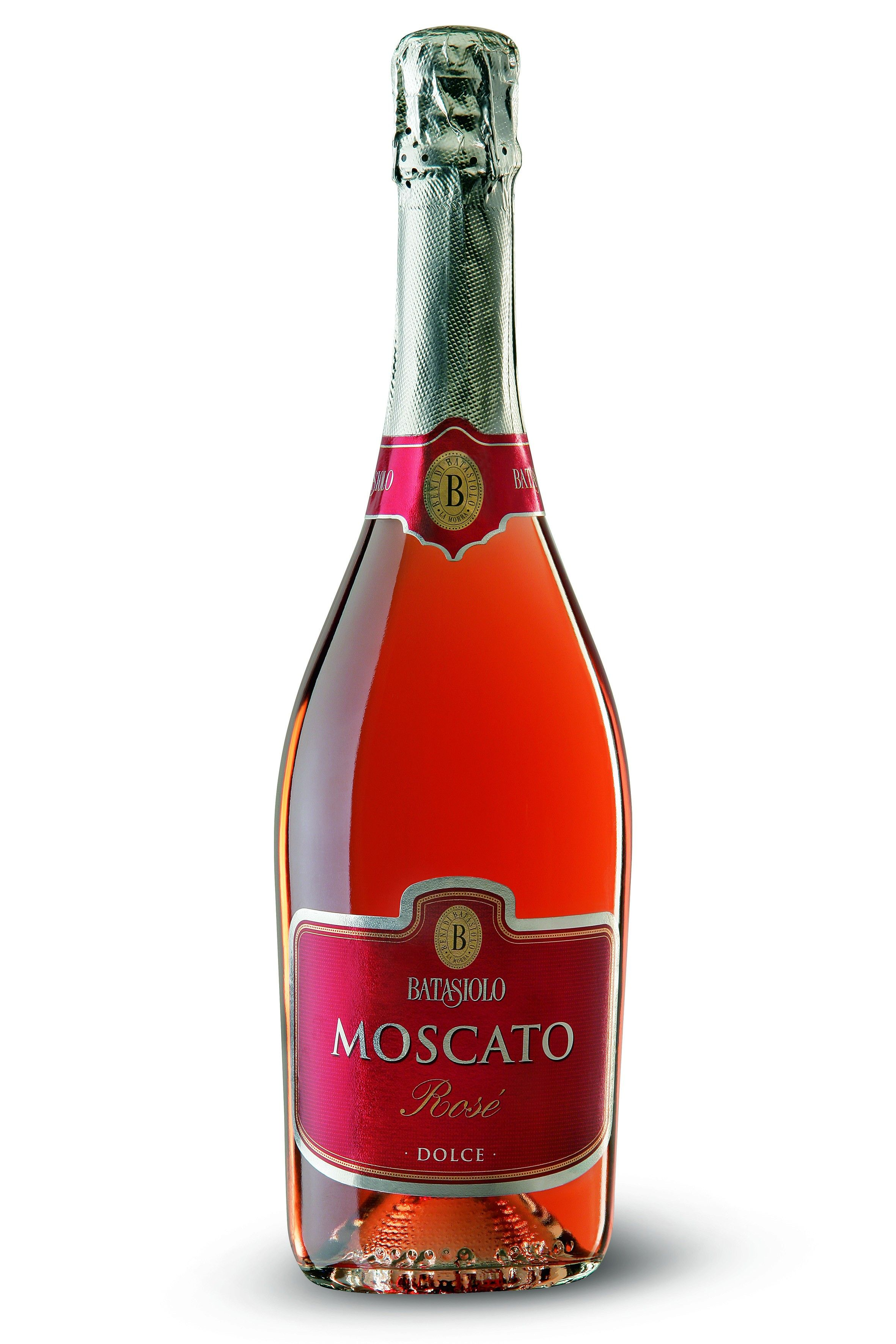 Batasiolo Moscato Spumante Rose Moscato Moscato Wine Mascoto Drinks