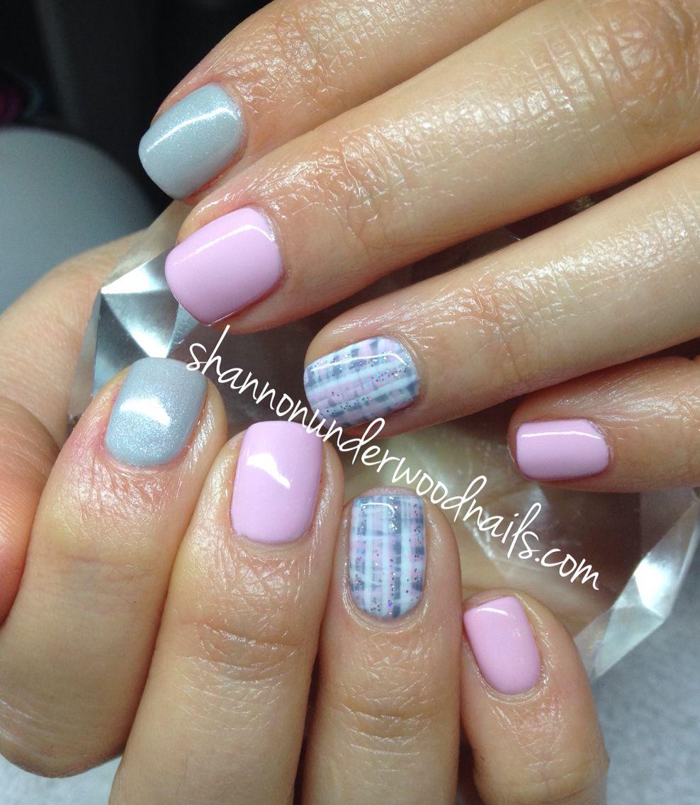 Nails, nail art, nail technician, gel polish, tweed