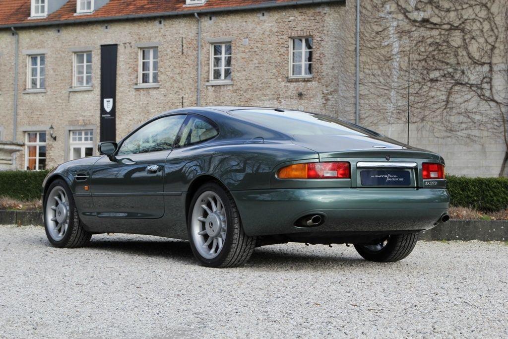 Aston Martin Db7 1994 1999 Exotic Cars Pinterest Aston