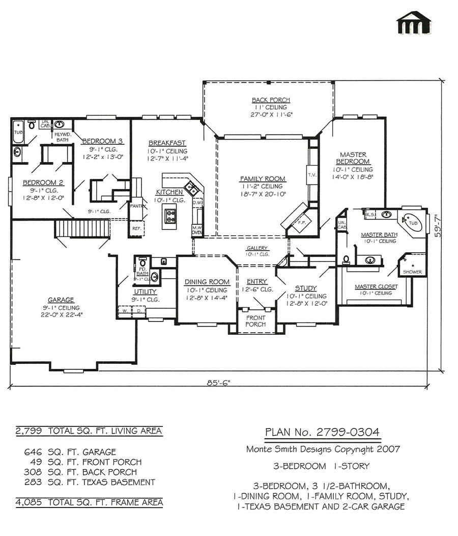 Plan No. 27990304 Garage floor plans, Floor plans