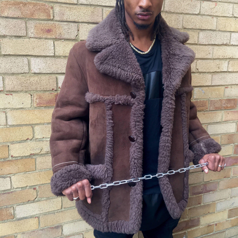 Pin on Sheepskin, Fur, Leather