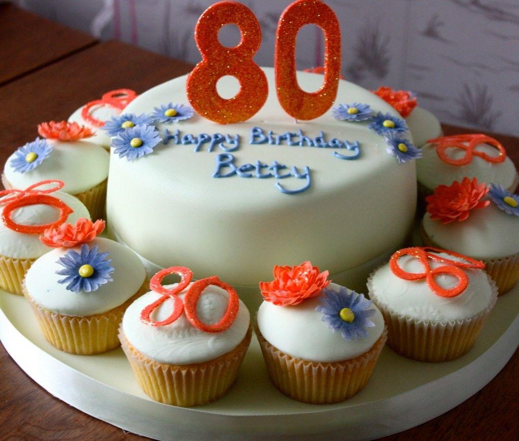 80th Birthday Cake Ideas Rezzata Cake Ideas 80 Birthday Party