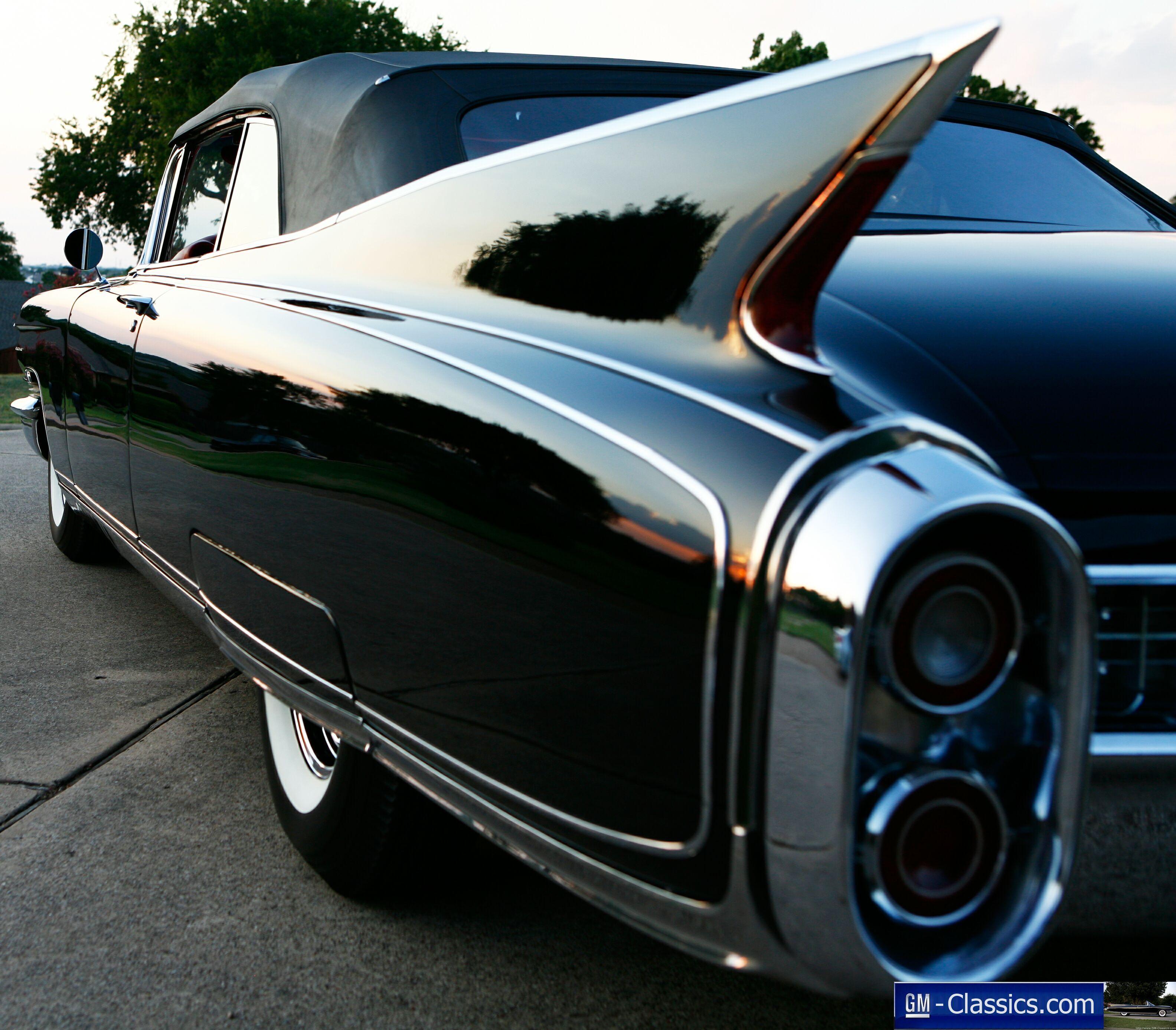 1958 Cadillac Eldorado Biarritz | Official GM Factory Photo 1960 Eldorado, Circa 1960