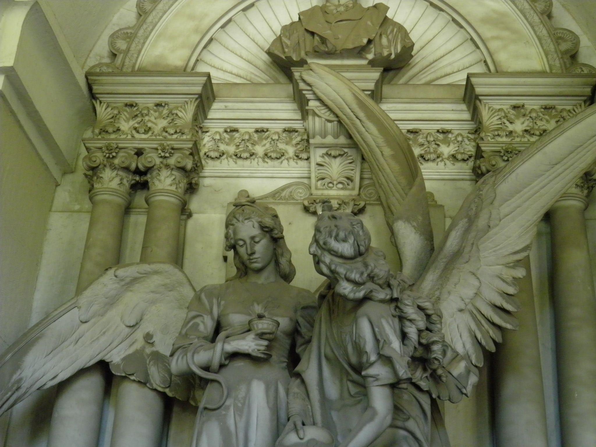 Staglieno Cemetery, Genoa