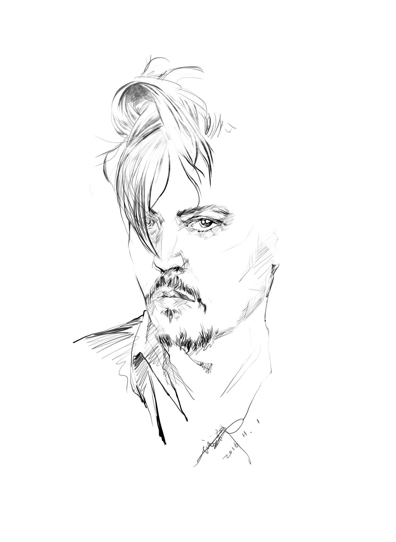 J Deep Sketch Sketches Art Inspo Art