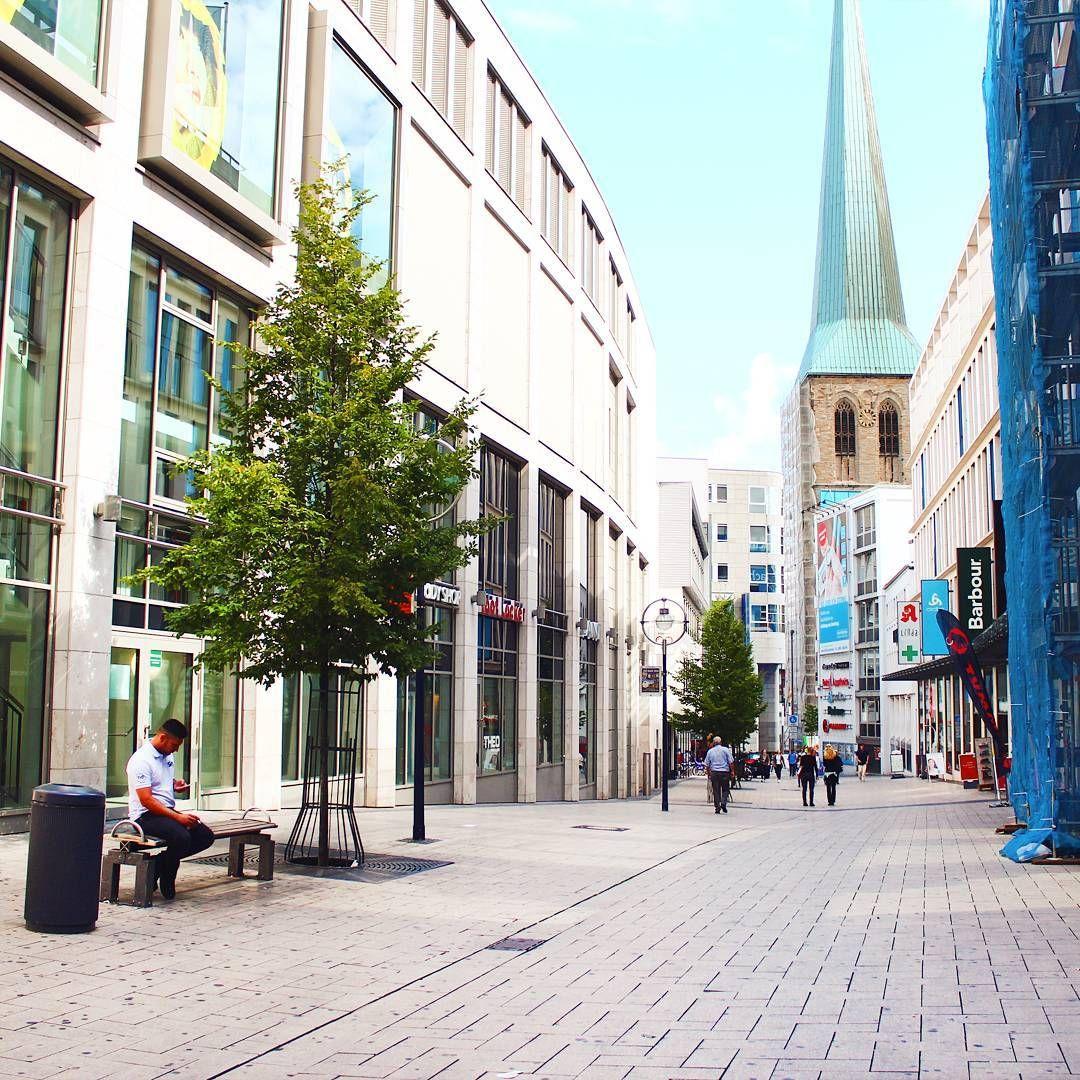 Schone Grusse Aus Dortmund Wunscht Die Thier Galerie Thiergalerie Dortmund Thiergaleriedortmund Einkaufscenter Sho Cities In Germany Dortmund Street View