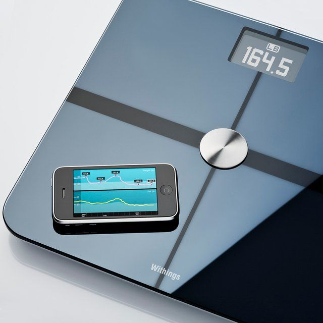 Withings Wifi Body Scale With Images Body Scale Fitness Gadgets Best Bathroom Scale