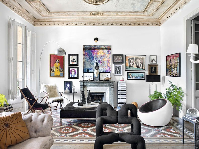 Home Not For Everyone Collector S Apartment In Barcelona