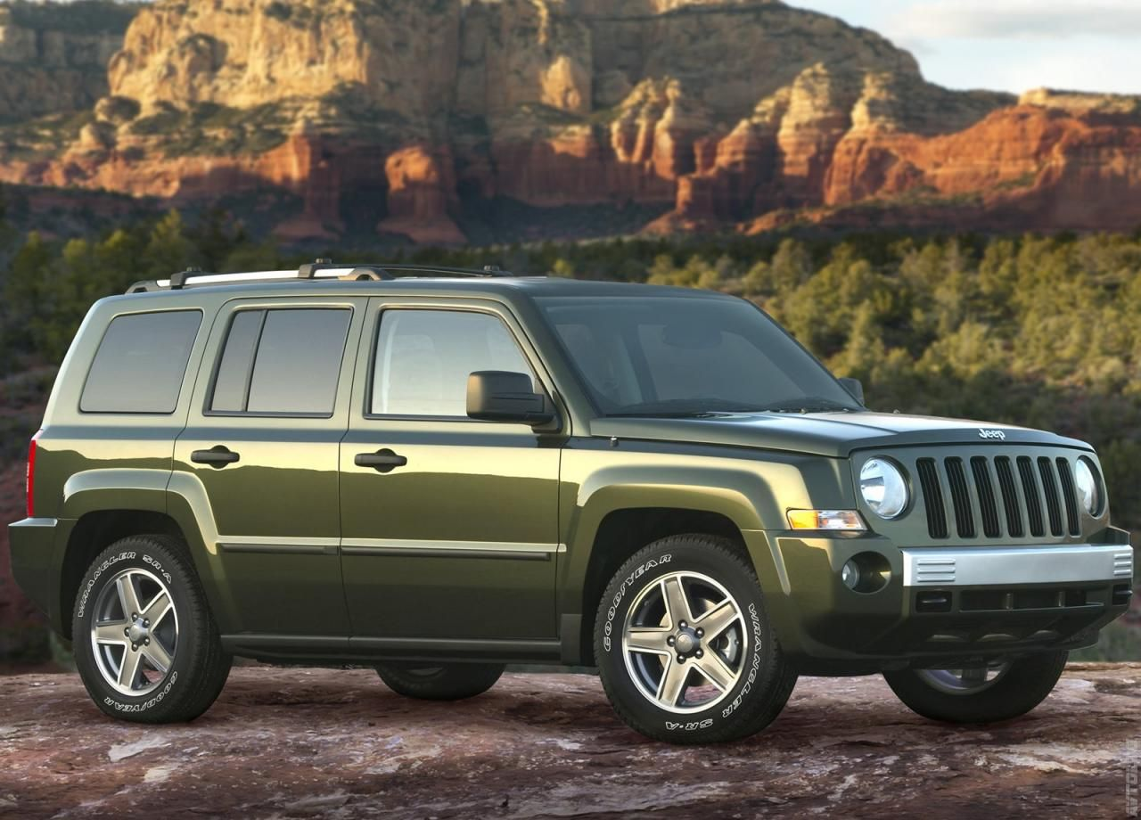 My ride. (With images) Jeep patriot, Jeep patriot sport