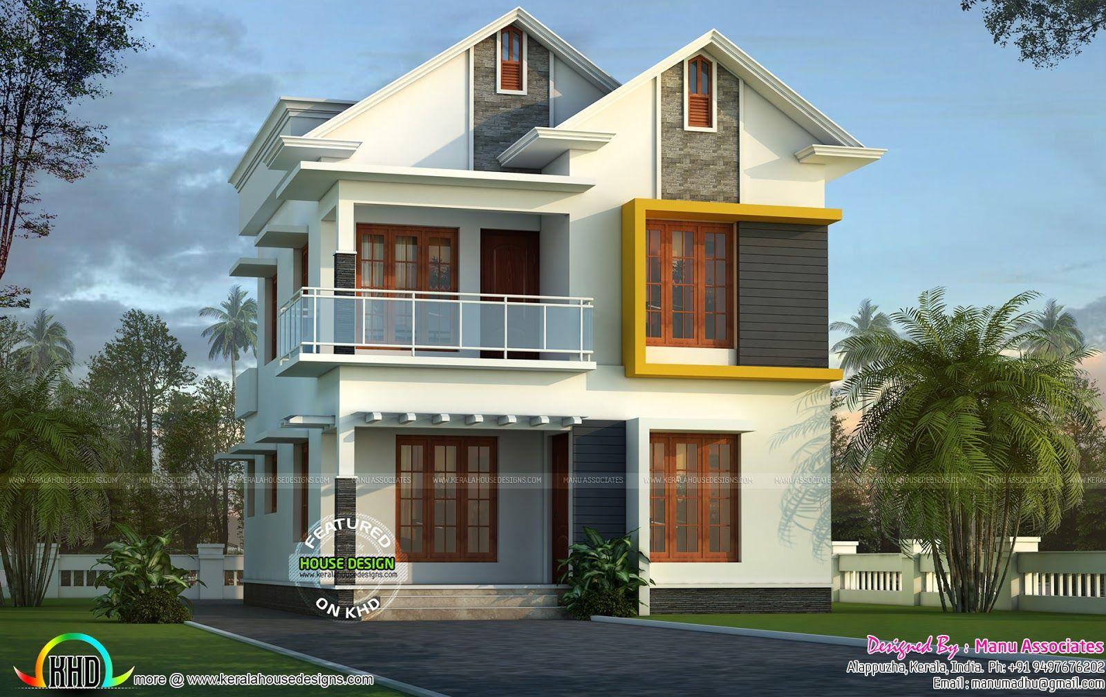 Cute Small Kerala Home Design Kerala House Design Small