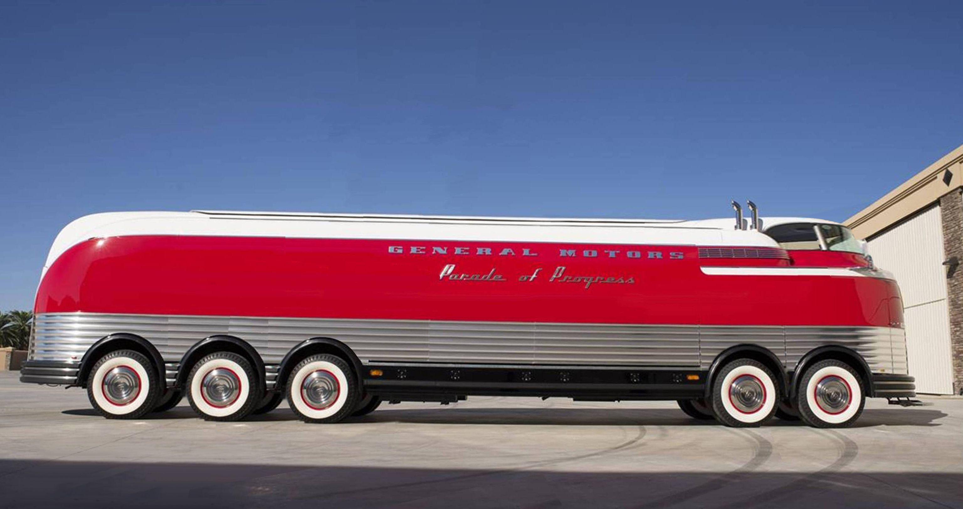 Futurliner Tandem Tridem Classic Trucks And Cars
