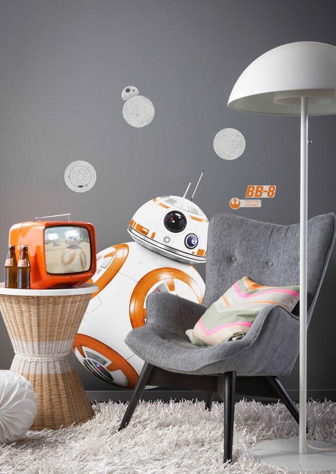 Stickers Star Wars Mural