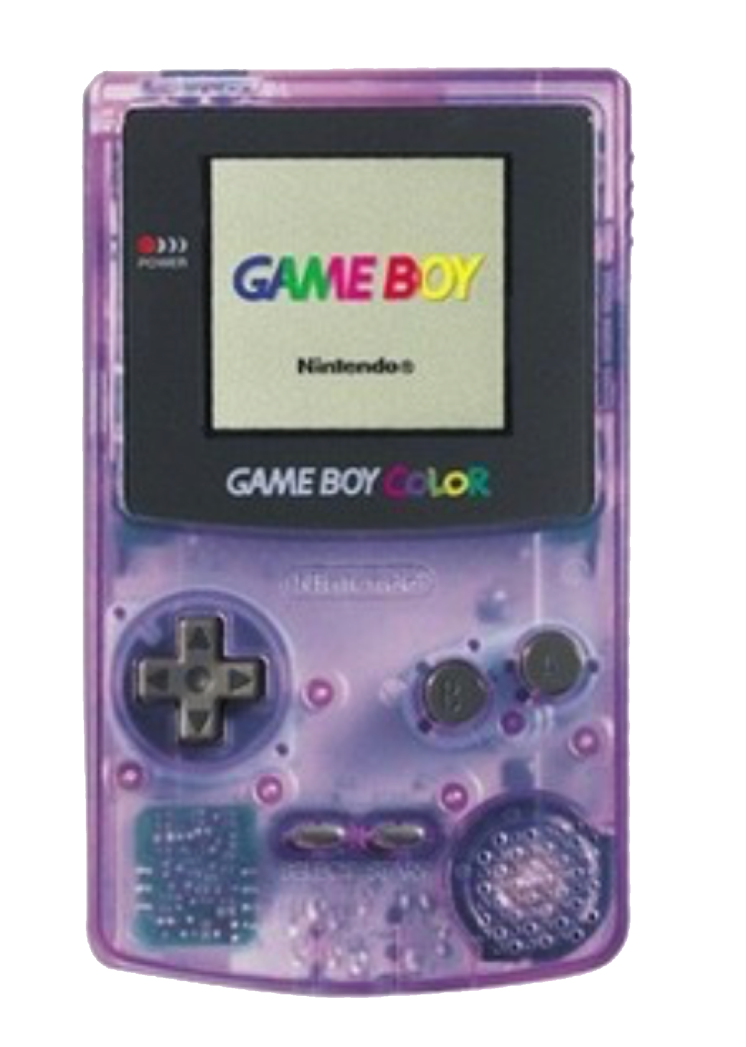 Pin By Emily Willis On Pngs Gameboy Purple Games Retro Video Games