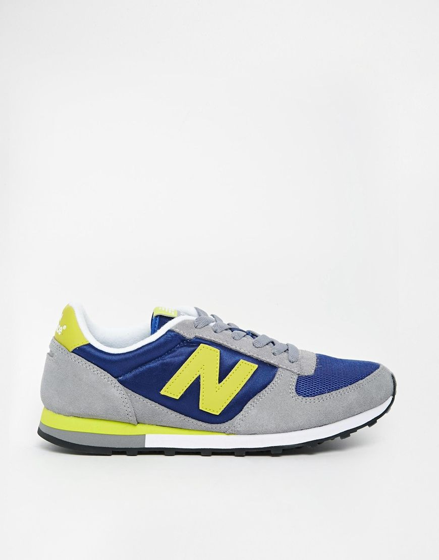 Enlarge New Balance 430 Mesh Sneakers