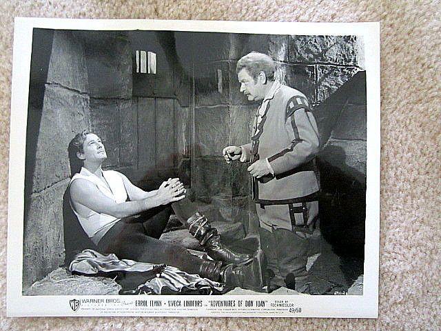 Adventures of Don Juan Erroll Flynn poster #2