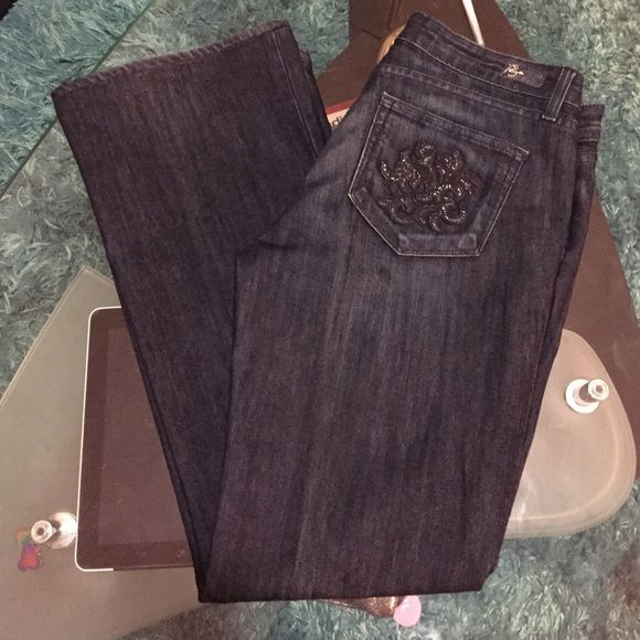 Paige jeans Good condition Paige jeans size 31 inseam 31 Paige Jeans Jeans Boot Cut