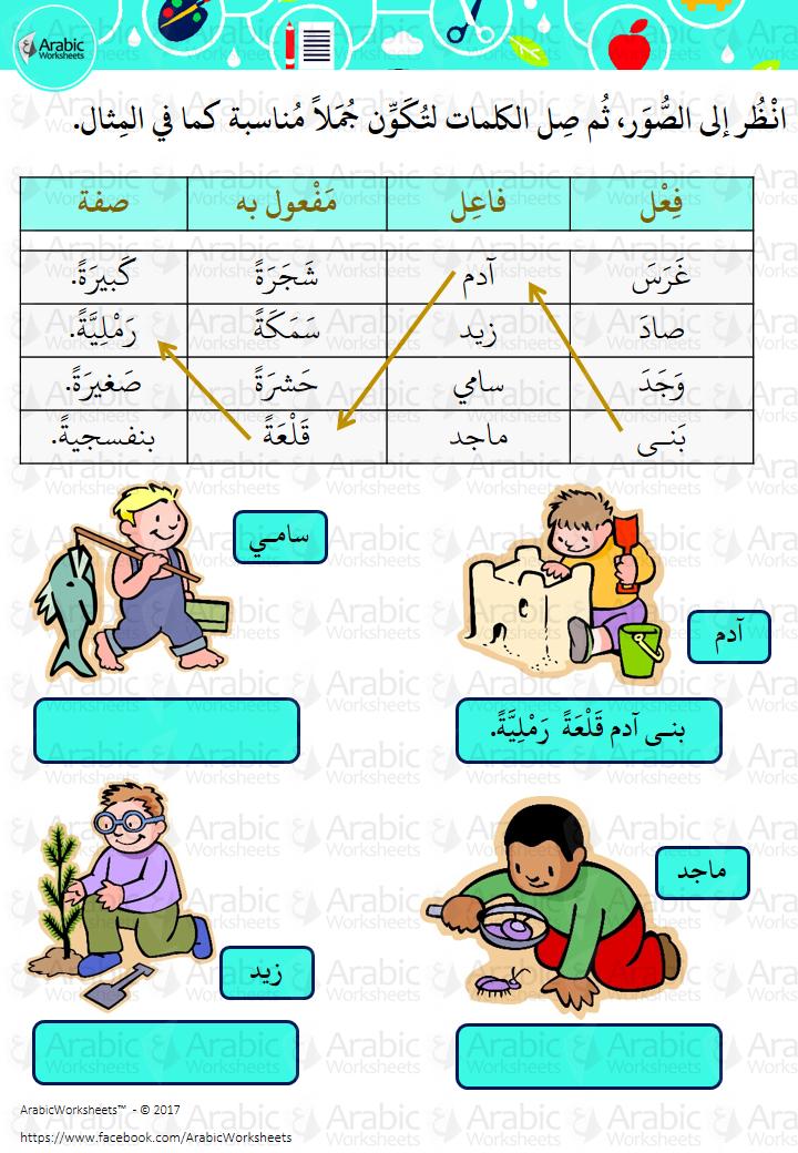 لغتي الصف الثالث الابتدائي الفصل الدراسي الاول