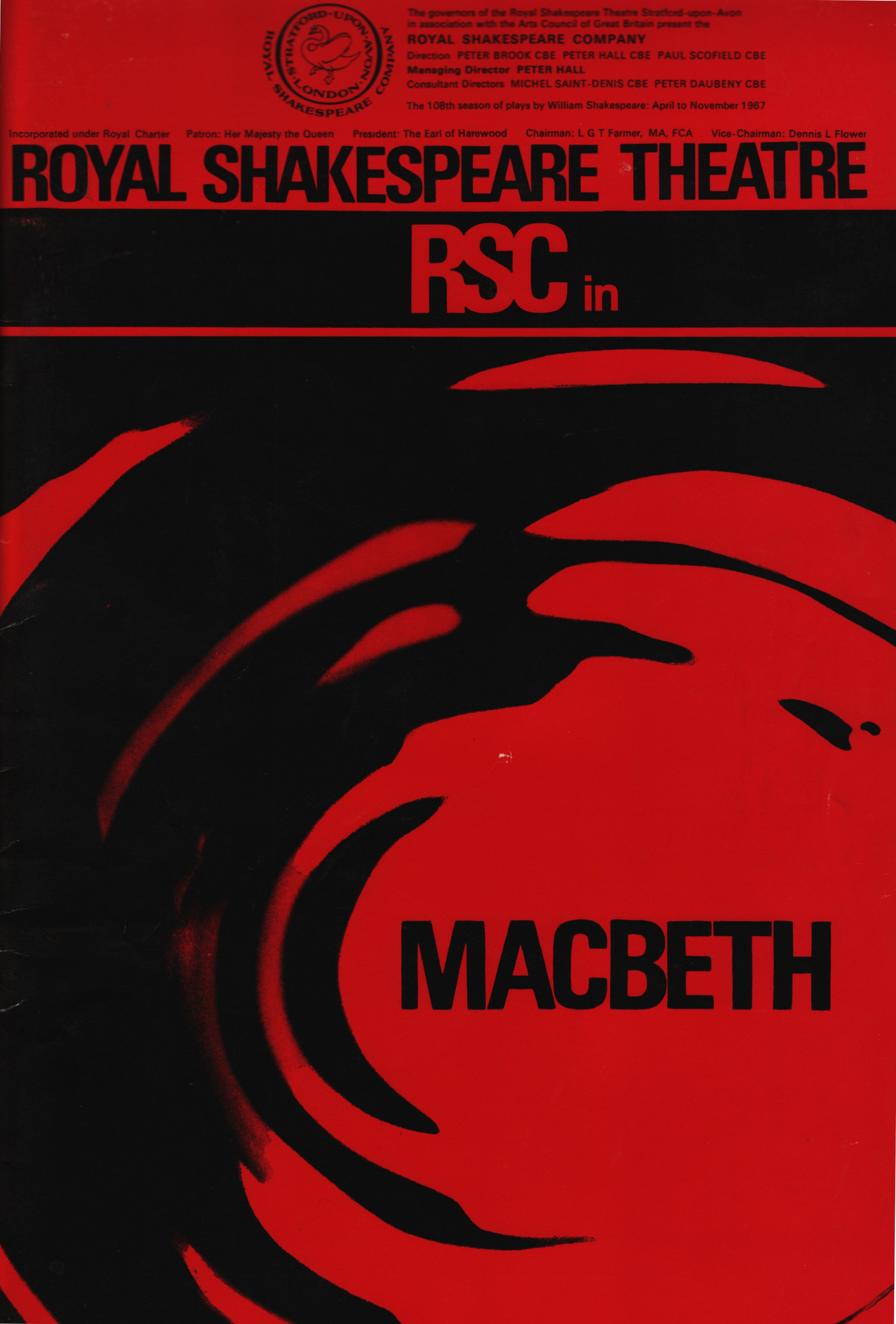 Macbeth Book Cover Ideas ~ Rsc macbeth peter hall rst pinterest