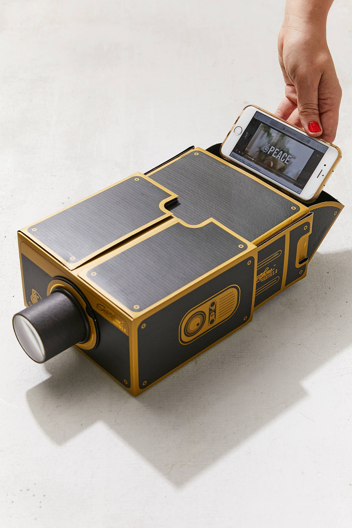 Smartphone Projector | Urban Outfitters