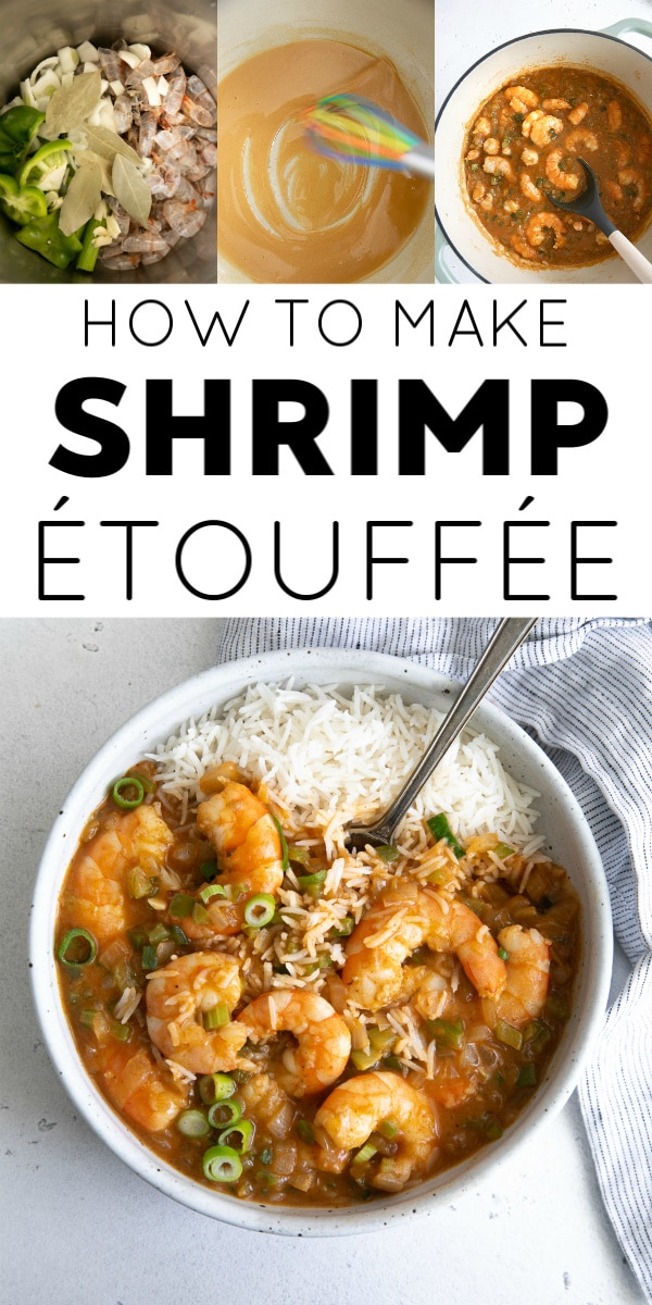 Shrimp Étouffée Recipe - The Forked Spoon