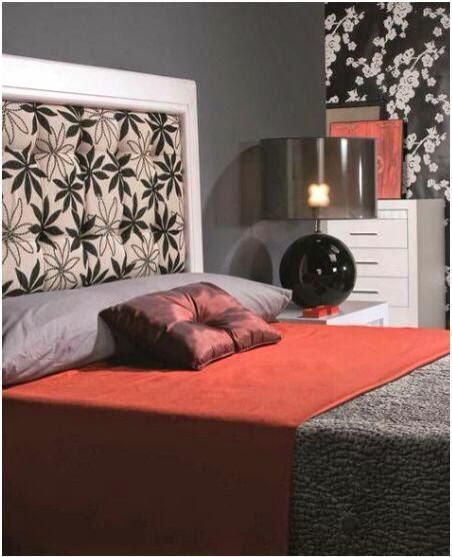 Personaliza tu cabecero. Dormitorios / Bedroom furniture http://www ...