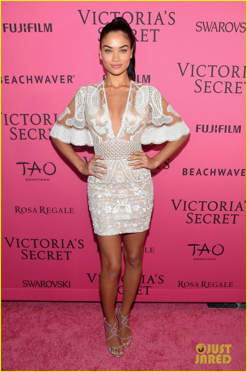 Joan Smalls & Devon Windsor Party After the VS Fashion Show | Fa ...