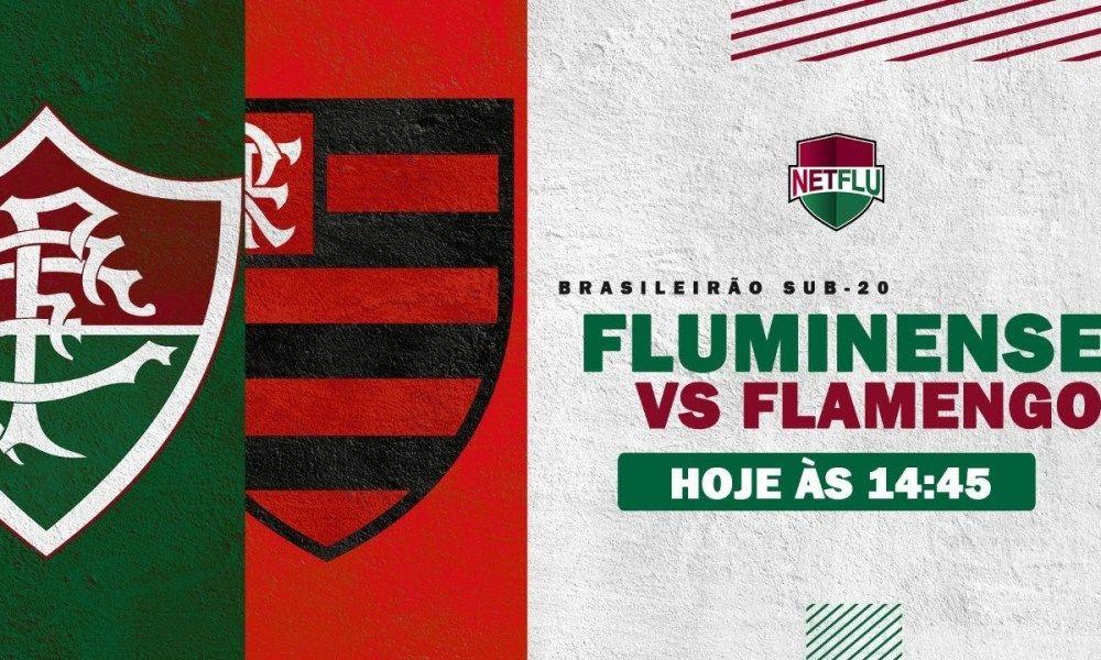 Fluminense X Flamengo Ao Vivo Quartas Brasileiro Sub 20 Em 2021 Fluminense Flamengo Ao Vivo Flamengo Hoje