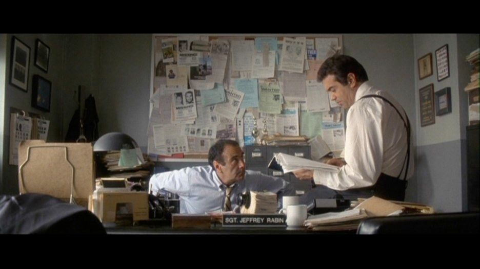 the usual suspects detectives office - Google Search