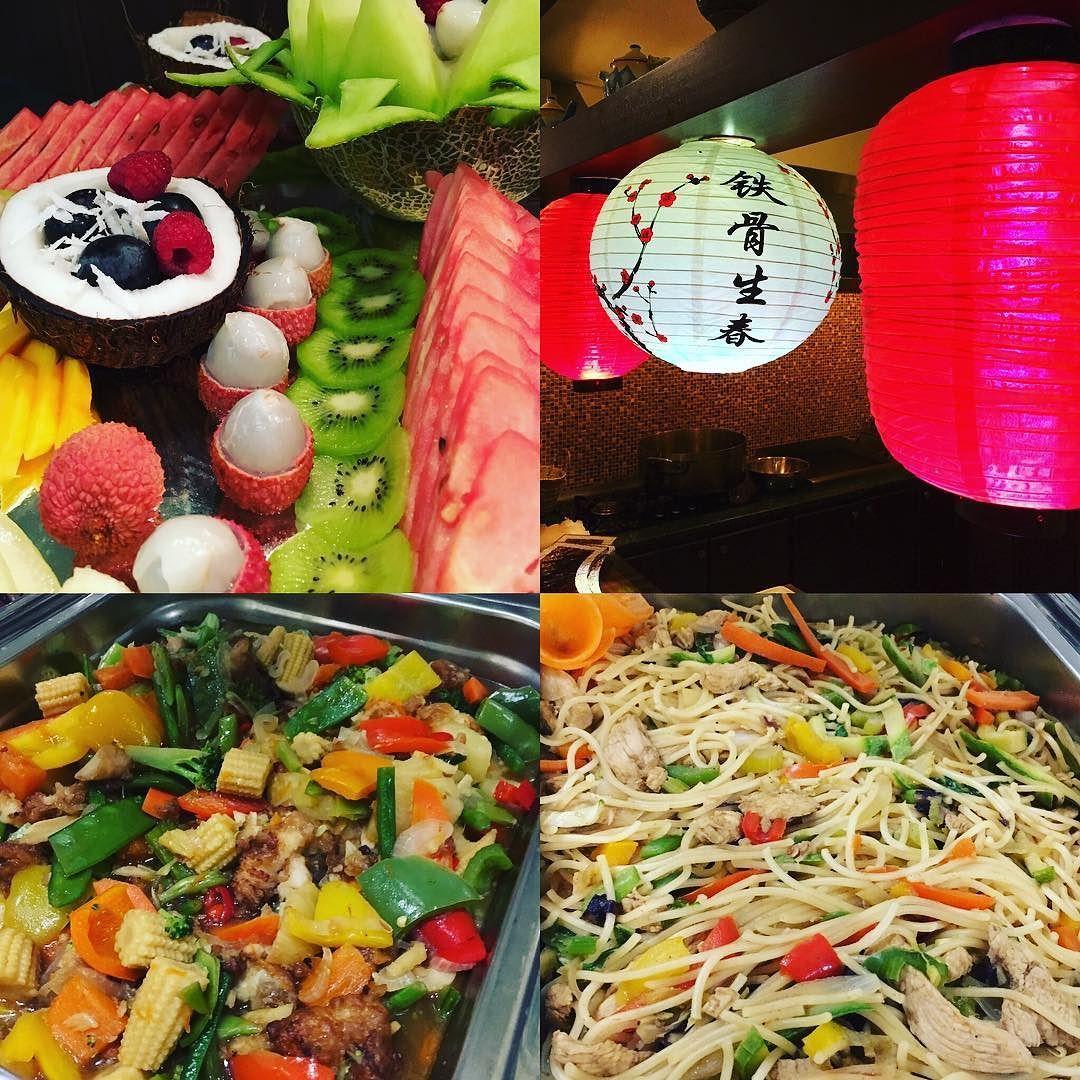 لا تفوتوا بوفيه عالم الماكولات الصينية في مطعم اشوريا