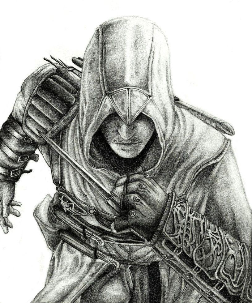 Assassins Creed Altair By Bannanapower Illustració Dibujos A