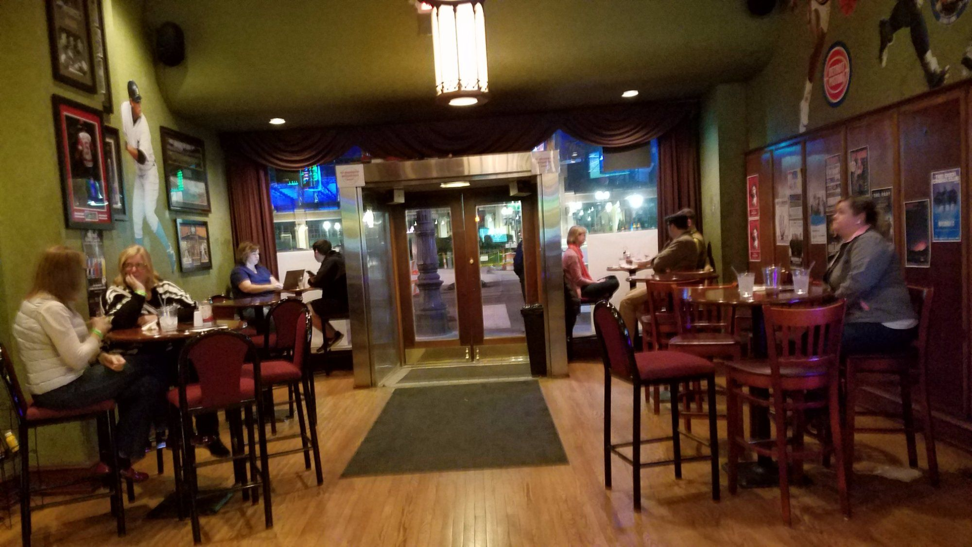 State Bar Grill Detroit Restaurant Reviews Phone Number
