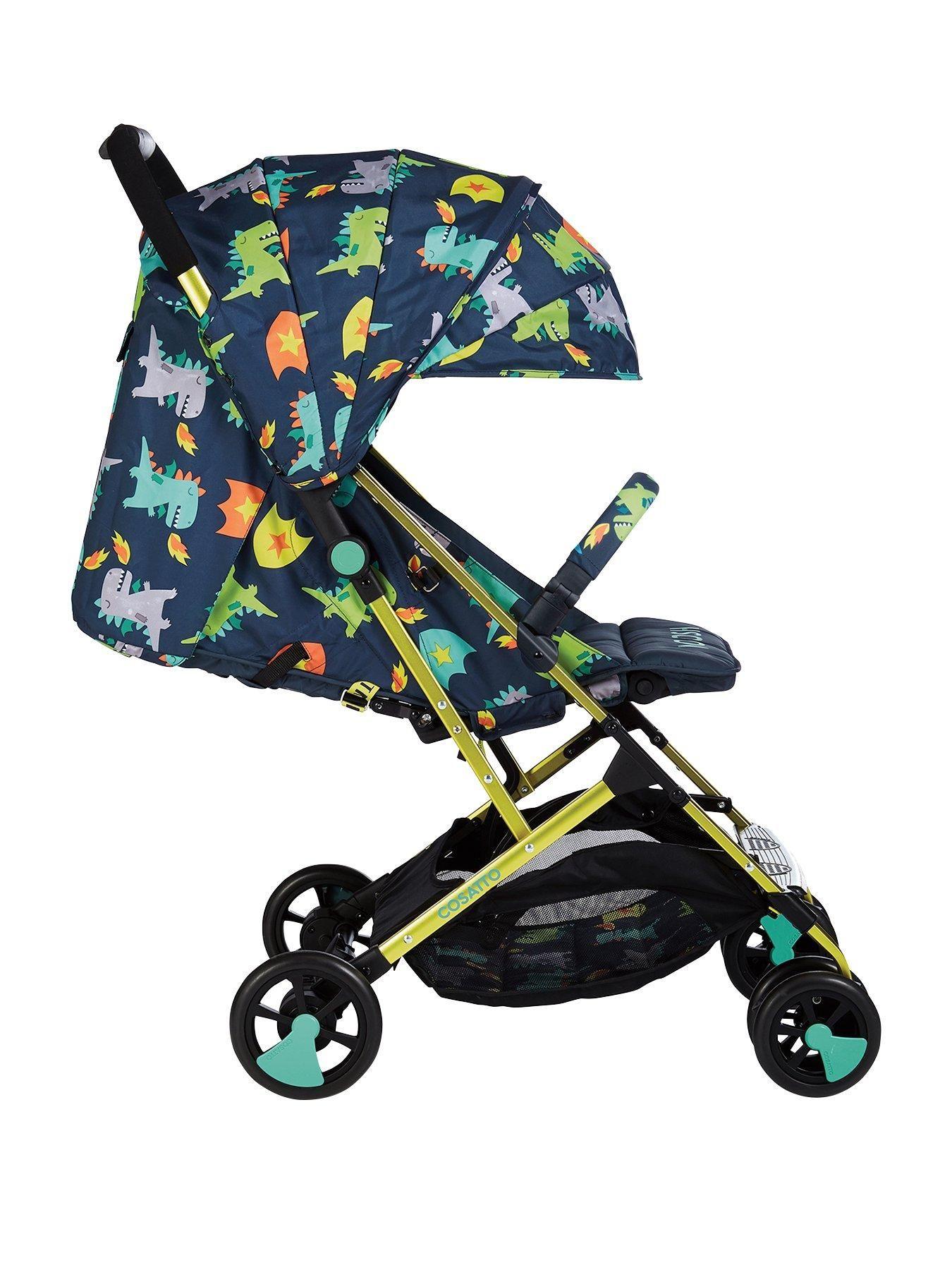 Woosh 2 Stroller Dragon Kingdom in 2020 Stroller
